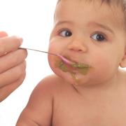 Ложка для малыша