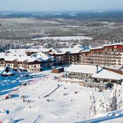Поляева Елена: Финляндия: 5 лучших зимних курортов: Лапландия и не только