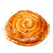 Рецепт пирога с луком-пореем – болгарская баница. Сытно и красиво!