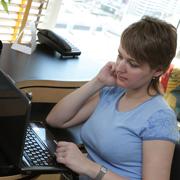 Эрин Доланд: Работа на дому и в офисе. Телефон и e-mail: как использовать?