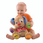 Интерактивные игрушки: ранее развитие и обучение во время игры