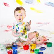 Первый год: что важно для развития малыша с рождения?