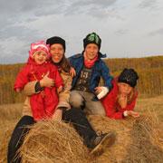 Трое детей: любви, сил и свободного времени стало в три раза больше
