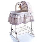 Детские кроватки: выбираем по размеру и по возрасту малыша