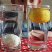 Опыты для детей: занимательная наука в домашних условиях