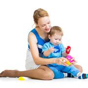 Пенни Уорнер: 5 простых игр для развития ребенка 2-3 лет: клеить и вырезать не нужно!