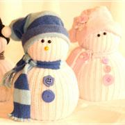 Снеговик: 7 идей праздничных украшений и угощений к Новому году