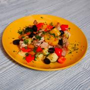 Рыба, курица, рис, фасоль: 4 рецепта для зимнего обеда