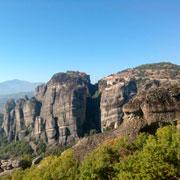 Греция: Салоники, Метеоры, Афон - для паломников и туристов