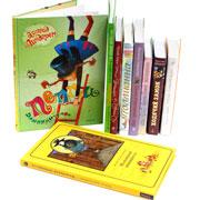 Детские книги: подарки для девочек на Новый год или день рождения