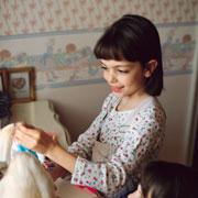 Джессика: Платье для куклы своими руками: вечерний наряд Барби