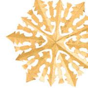 Снежинки из бумаги – поделки своими руками: как сложить и вырезать?
