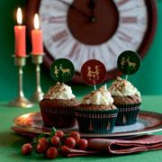 Нина Борисова: 2 рецепта тортов на Новый год и Рождество: все дело в форме!