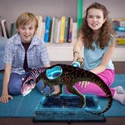 Прогулки с динозаврами: фильм и игра для детей и взрослых