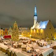 Таллин и туры в Эстонию. 4 городские легенды