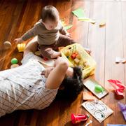 Раннее развитие: игры с пластилином для детей от 1 до 2 лет