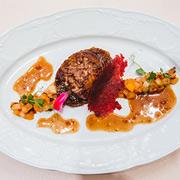 Утка, винегрет, шоколадный десерт: 3 рецепта с клюквой и фото
