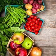 Овощи и фрукты весной: как сохранить витамины?