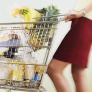 Покупаем продукты вместе с ребенком