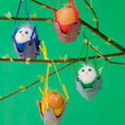 Пасха: 10 идей, как украсить пасхальные яйца вместе с детьми