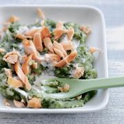Ален Дюкасс: Прикорм для малыша - рыба с овощным пюре: 2 рецепта