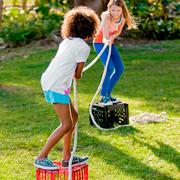 Игры на свежем воздухе: 9 занимательных идей