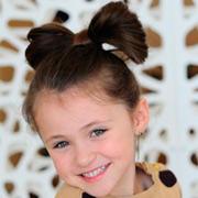 Выпускной в детском саду: лучшие прически для девочек