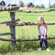 Учимся на природе: что рассказать и показать ребенку в деревне и на даче