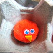 Мастер-класс для развития мелкой моторики у детей: кормление цыплят