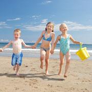 Как подарить детям солнце и здоровье