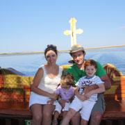 Отдых с детьми: другая Греция. Море, сосны и поездка к Зевсу