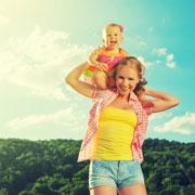 Отдых с ребенком и кормление грудью. 8 советов кормящей маме