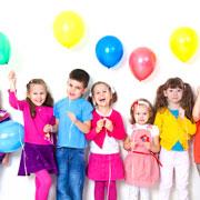 6 подвижных игр для детского праздника