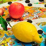География для малышей: 2 игры с картой мира – своими руками