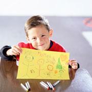 Ребенок и искусство. Часть IV. Домашняя работа