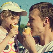 Семейные выходные с мороженым '48 КОПЕЕК'