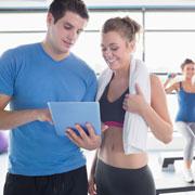 Упражнения в фитнес клубе для похудения, как начать