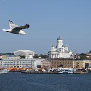 Из Хельсинки в Стокгольм – на пароме. Часть I. Музеи и парки столицы Швеции