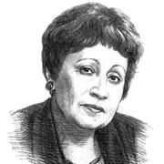 Диана Машкова: Дина Рубина: 'В детей надо вколачивать хорошие книги'