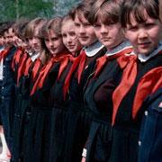 Школьная форма в России: когда появилась и как менялась