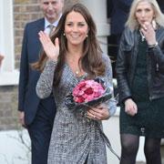 Одежда для беременных: Кейт Миддлтон в ожидании принца