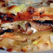 Грибы в духовке: 2 рецепта с белыми и шампиньонами