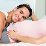 Секс с беременой и сродами