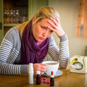 5 принципов борьбы с осенней простудой