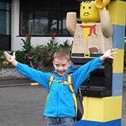 Призовая поездка в LEGOLAND<sup>&reg;</sup>: мы сделали это!