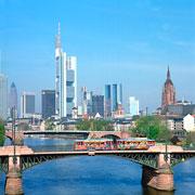 Города Германии: Франкфурт и Штутгарт