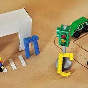 Как построить город букв и еще 6 идей для изучения букв с малышом