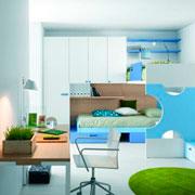 Комната подростка: мебель и планировка
