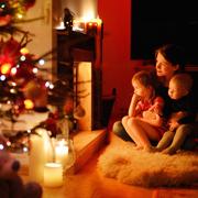 Как хорошо быть дома в Новый год