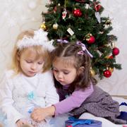 Три века русской новогодней елки